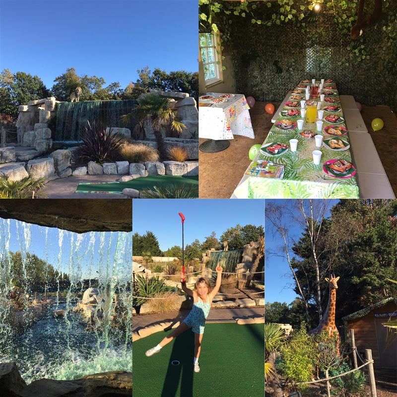 Crazy Golf Experience Oakwood