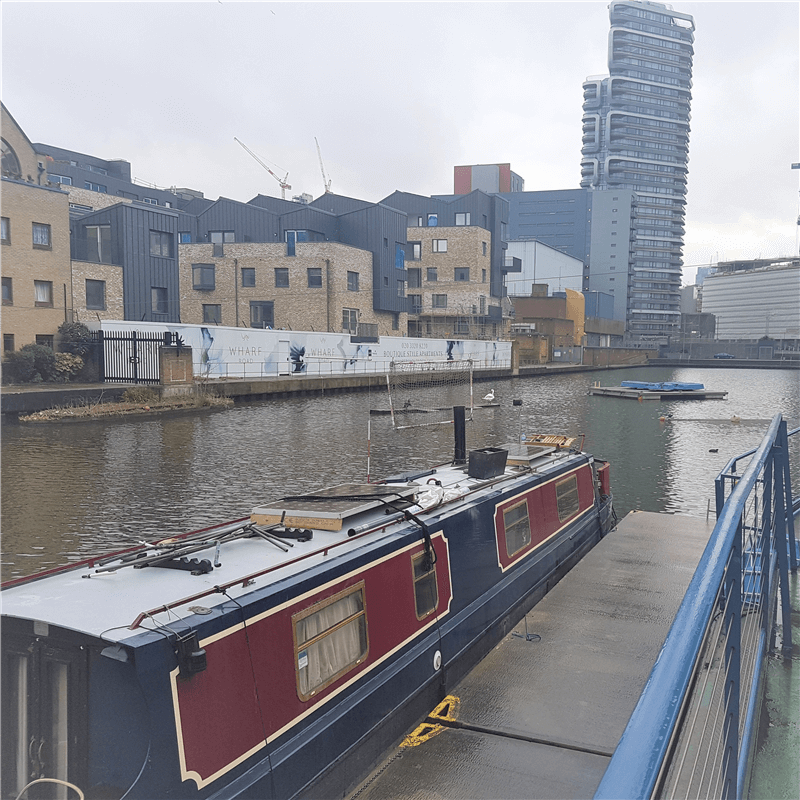 Barge Event - Islington